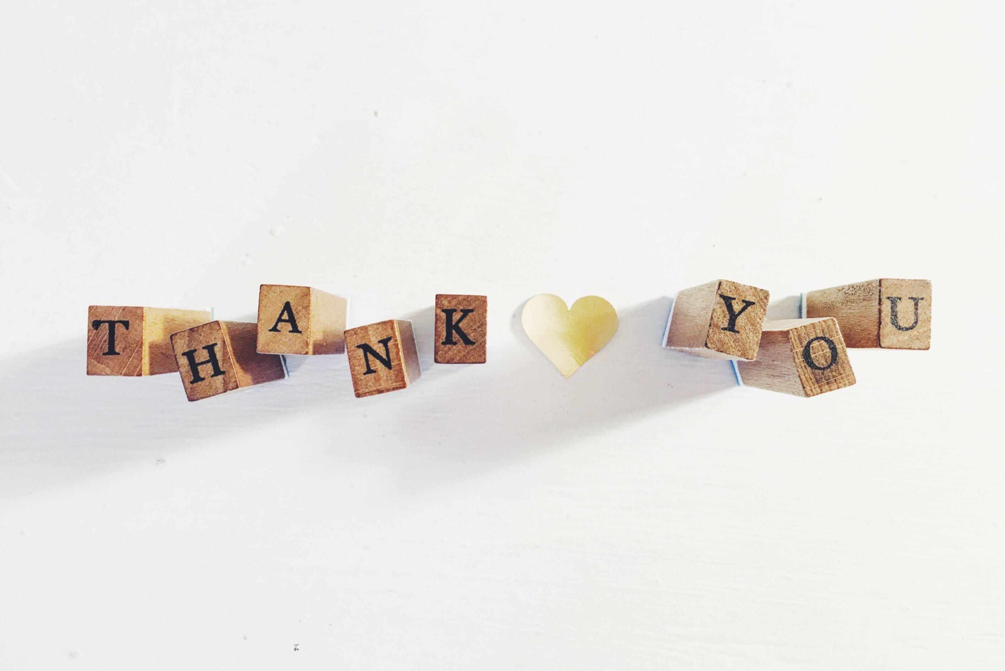 How To Write a Decent Thank-You Note www.widow411.com