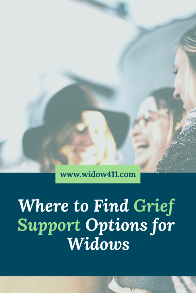 Where to Find Grief Support Groups for Widows