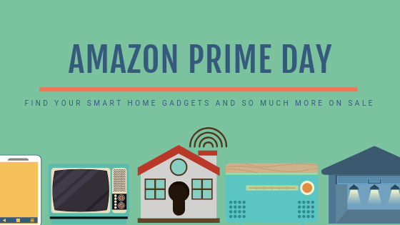 Amazon Prime Smart Home Gadgets on Sale