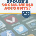 Ready to deal with your deceased spouse's social media accounts?