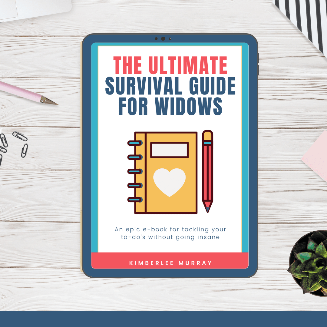 The Guide Every Widow Needs.