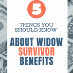 Widow survivor benefits explained