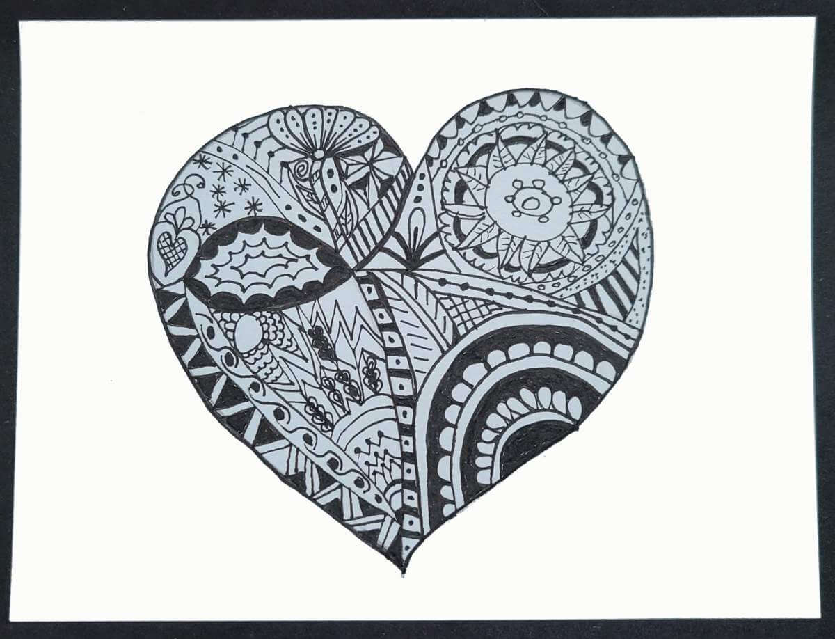 Zentangle by Kim Murray